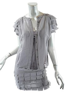 Comptoir des Cotonniers short dress Grey on Tradesy
