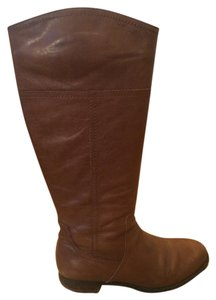 Audrey Brooke Medium Brown Boots
