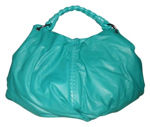 Bottega Veneta Emerald Hobo Bag
