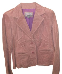 Wilsons Leather blush pink Leather Jacket