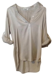 Dress Barn Top Beige