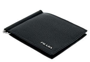 Prada Men's Bi Fold Wallet