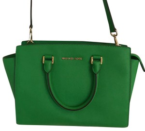 Michael Kors Satchel in green