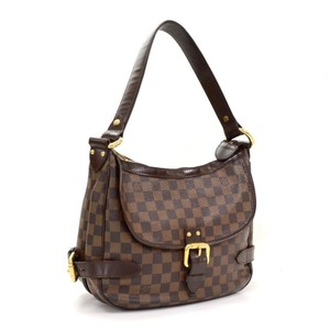 Louis Vuitton Lv Highbury Damier Ebene Hand Shoulder Bag