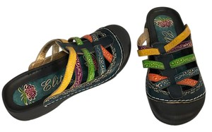 Corkys multi color Sandals