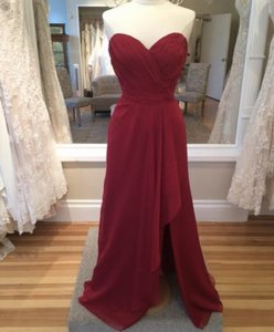 Bari Jay Bordeaux 1567 Dress