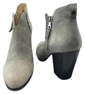Rag & Bone Ankle Boot Botties Calf Grey Boots