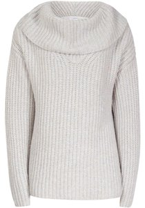 Reiss Chunky Roll Neck Knit Sweater
