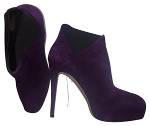 Brian Atwood purple & black Pumps