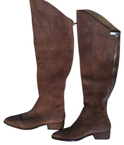 Dolce Vita camel suede Boots