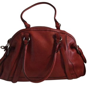 Cole Haan Tote in burnt orange