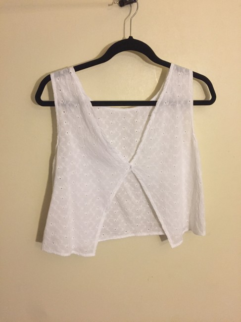 Brandy Melville Top White