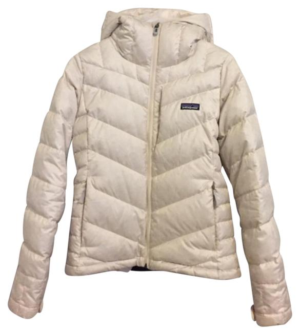 Item - Ivory Goose Down Snow Jacket Coat Size 4 (S)