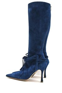 Tania Spinelli Blue Boots