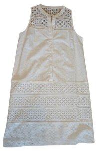 Ann Taylor LOFT short dress White Lace Day on Tradesy