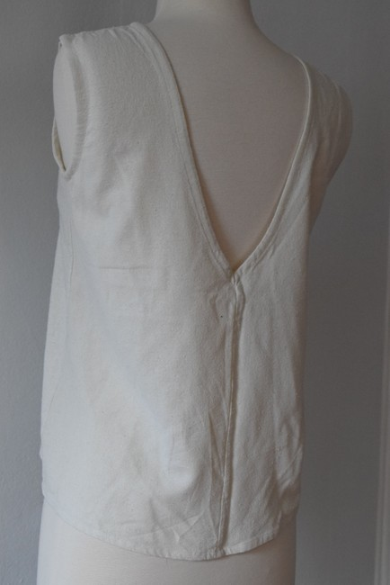 Elizabeth Suzann Raw Silk Made In Nashville Made In Usa Ethical Top beige Image 1