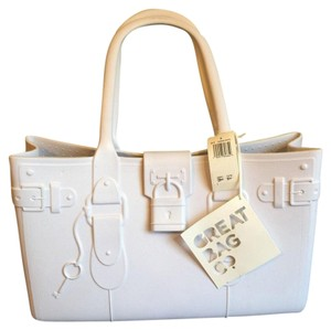 Great Bag Co. Tote in White