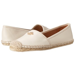 Coach Off White Flats