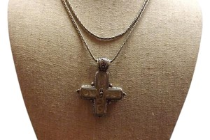 Brighton Beautiful Brighton Cross with super long chain!