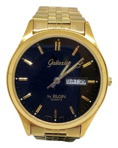 DeWitt's Brand New! Galaxie By Elgin Gents Wristwatch Floor Model!! Does Not Run!!!
