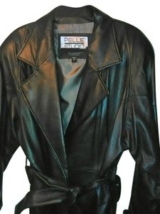 Pelle Studio Black Leather Jacket