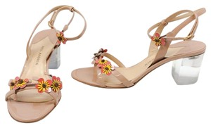 Paul Andrew Nude Sandals