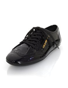 Louis Vuitton Sneakers Black Athletic