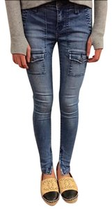 Joie Skinny Jeans-Medium Wash