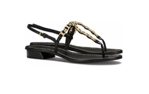 Tory Burch Gemini Sandal Black Sandals