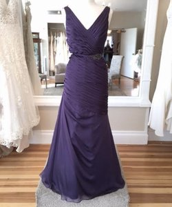 Bari Jay Plum 407 Dress