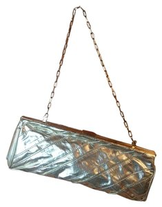 ALDO Handbag Chain Gold Clutch