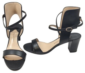 Paul Andrew Black Sandals