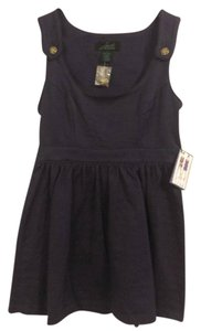 BB Dakota short dress Navy on Tradesy