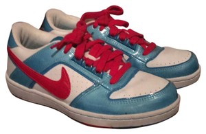 Nike blue/red/white Athletic