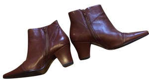 Etienne Aigner Prialpas Gomma Ankle Leather Leather Ankle Brown Boots