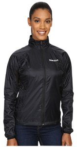 Marmot Water Repellent Driclime Black Jacket