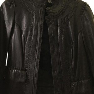 Etcetera Leather Jacket