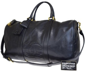 Chanel Travel Bags On Up To 70 Off At Tradesy