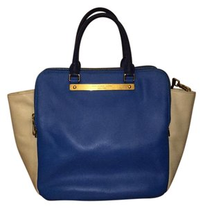 Marc by Marc Jacobs Satchel in Blue Multi