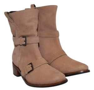 Cole Haan Nude Boots