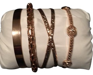 Other rose gold bangles set of 4