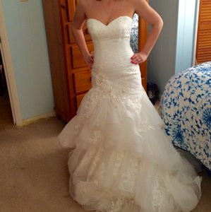 Maggie Sottero Janice- Never Worn Or Altered/hemed Wedding Dress