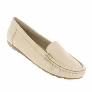 Red Circle Footwear Bone Flats
