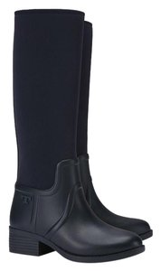 Tory Burch navy Boots