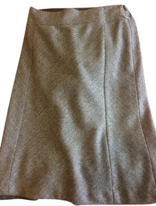 Ann Taylor Skirt gray