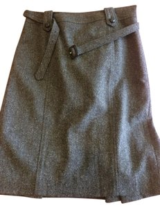 Ann Taylor Skirt chocolate brown
