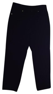 Escada Straight Leg Jeans-Dark Rinse