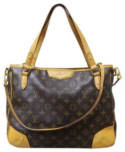 Louis Vuitton Lv Estrela Mm Satchel in monogram