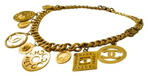 Chanel Vintage Chanel Big Charm Chunky Chain Belt/Necklace