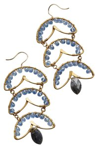 Anthropologie Callista Chandelier Earrings